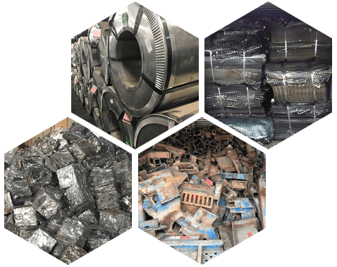 Exporter of Scrap Metal - Tin Plate Scrap Exporter
